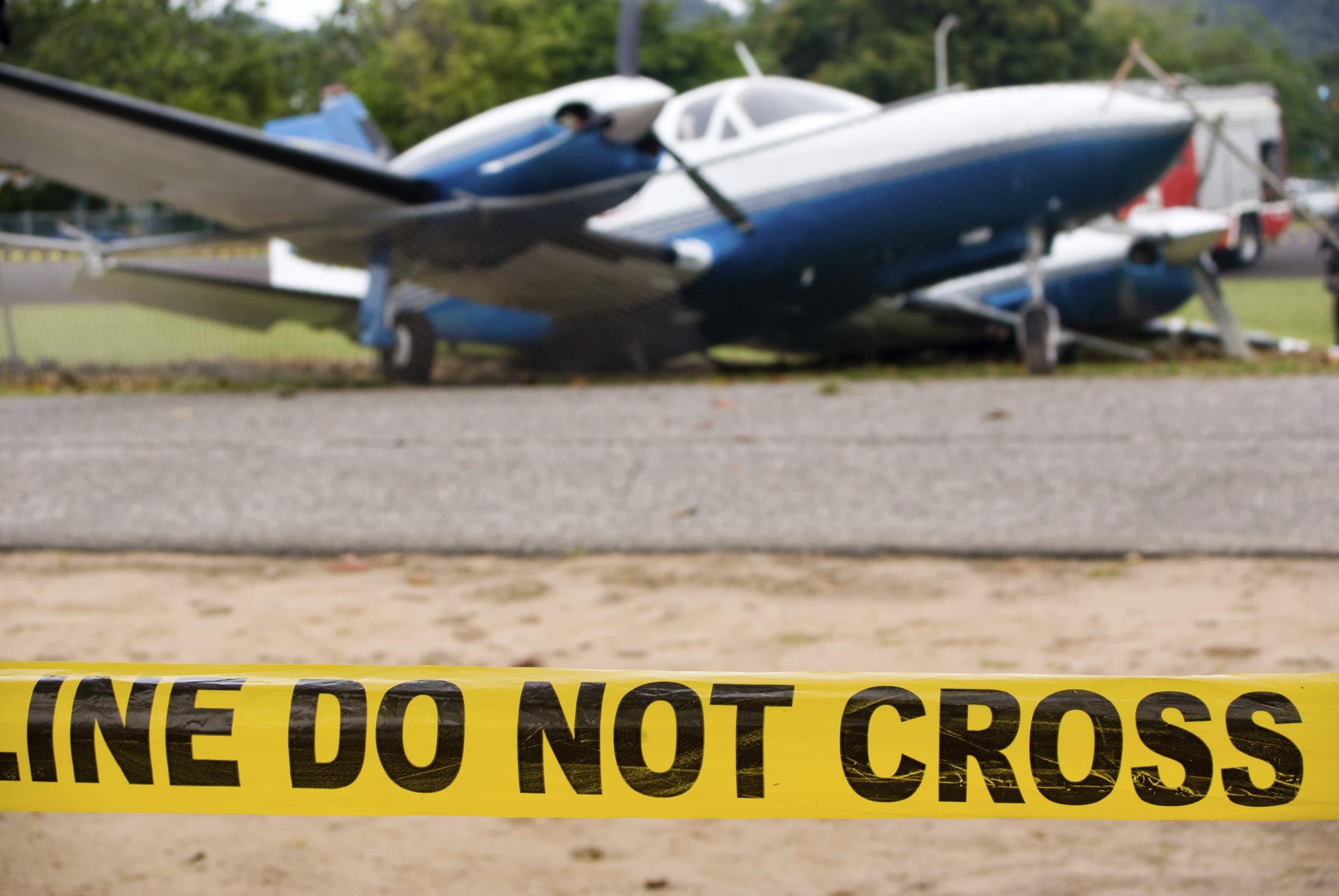 Colorado Airplane Accident