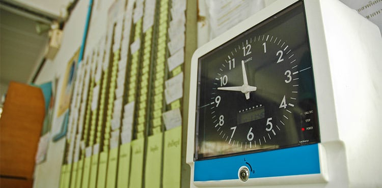 Timeclock - Indiana Unpaid Overtime Lawsuit