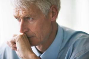 Worried Looking Man   Michigan Viagra Melanoma Cancer Lawyer