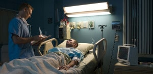 A Patient In A Hospital Bed | Nevada IVC Filter Lawsuit
