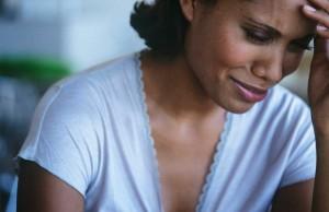 Distraught Woman | South Carolina Xarelto Lawsuit