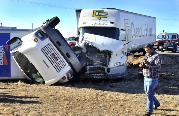 Semi Truck Safety Violations