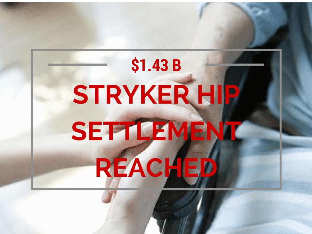 Stryker Modular Hip Settlement