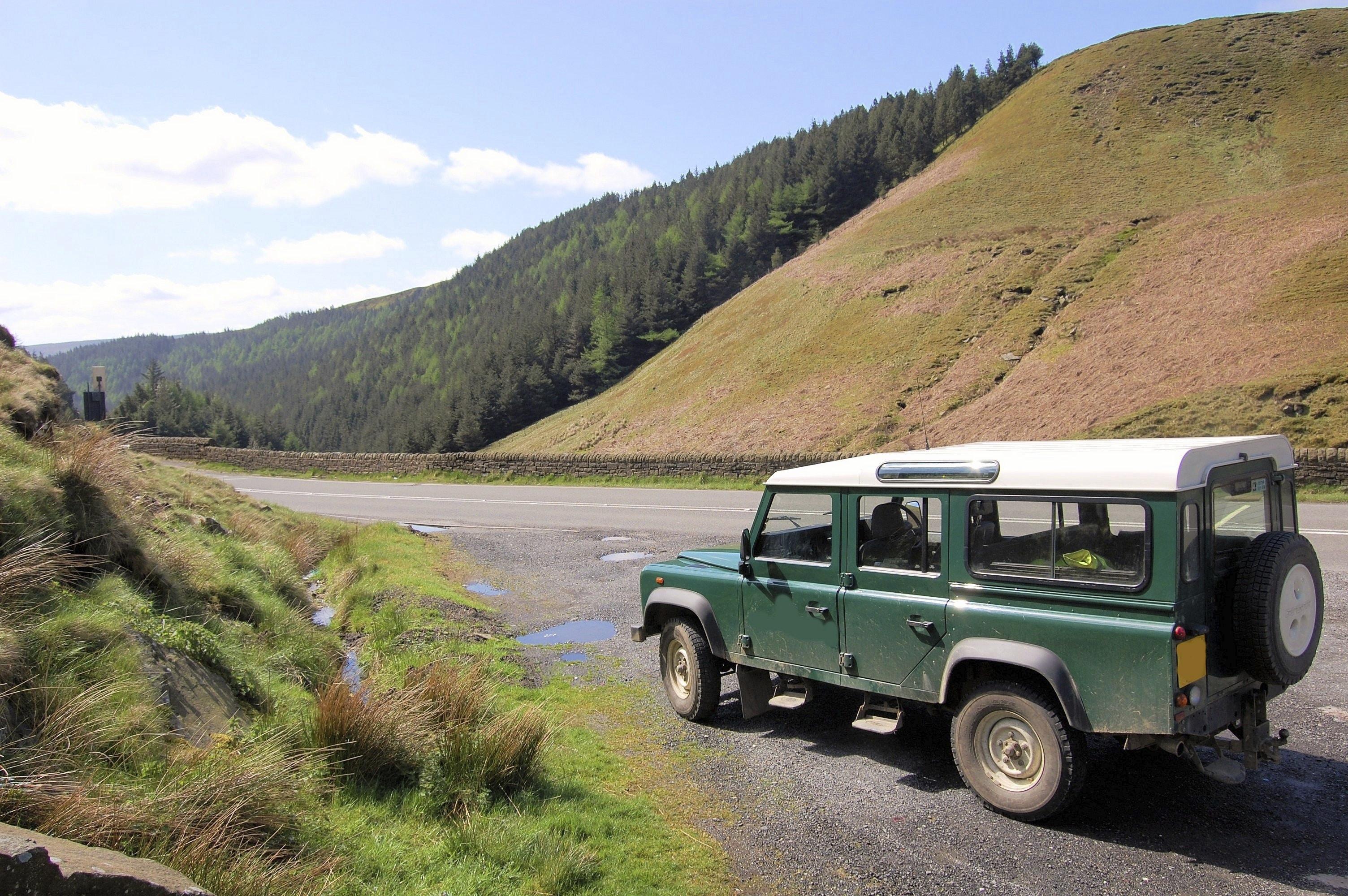 Jaguar Land Rover Recall