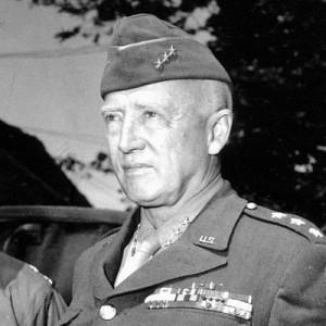 George Patton death