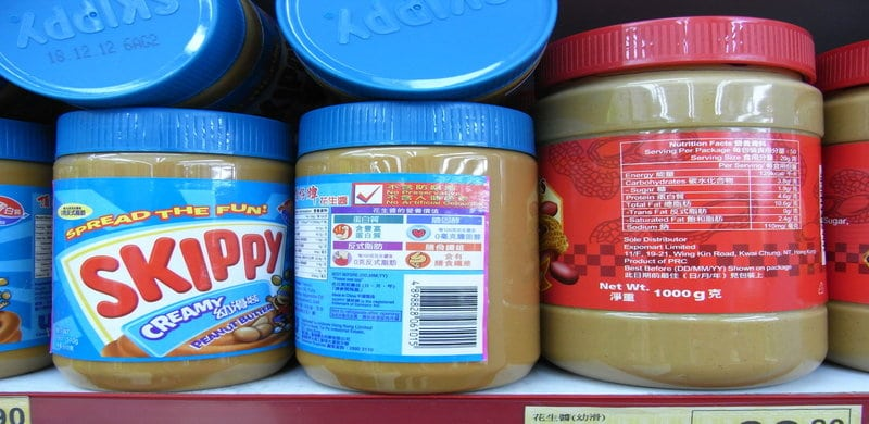 Jars Of Peanut Butter | Skippy Recall