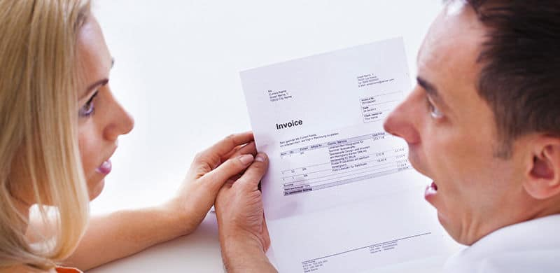 Couple Unhappy About A Phone Bill | Wi-Fi Assist Lawsuit