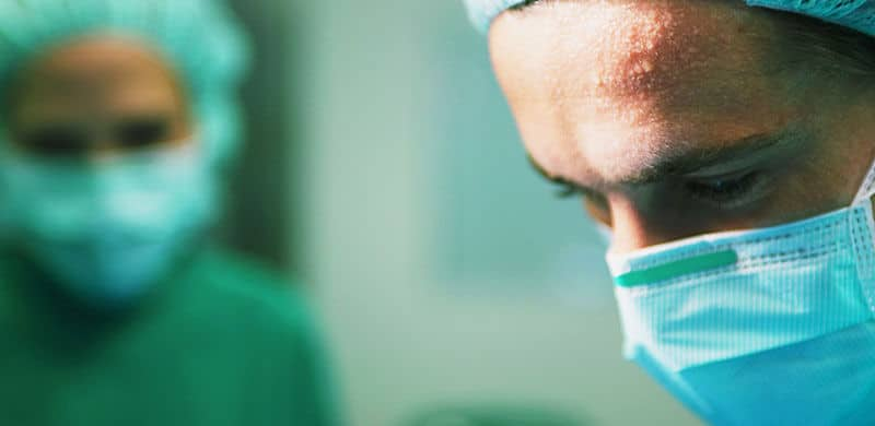 Image Of A Surgeon | Medical Malpractice Lawyers