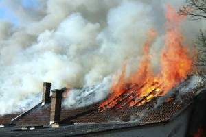 Burning Roof | Fire Starter Gel Lawsuit