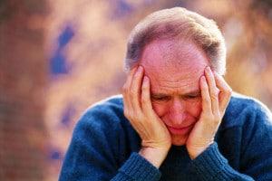 Distressed Looking Man | Belsomra Lawsuit