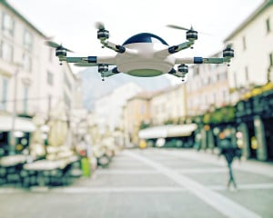 Image of a Drone | Drone Crash Lawyer