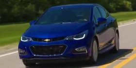 Chevy Cruze Image | Chevy Cruze Antifreeze Lawsuit