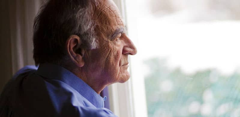 Man Looking Out Window | HeartWare HVAD System Recall