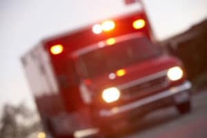 Ambulance | Pressure Cooker Explosion Lawsuit