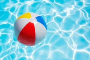 Beach Ball in Swimming Pool | Commercial Drowning Accident Lawsuit