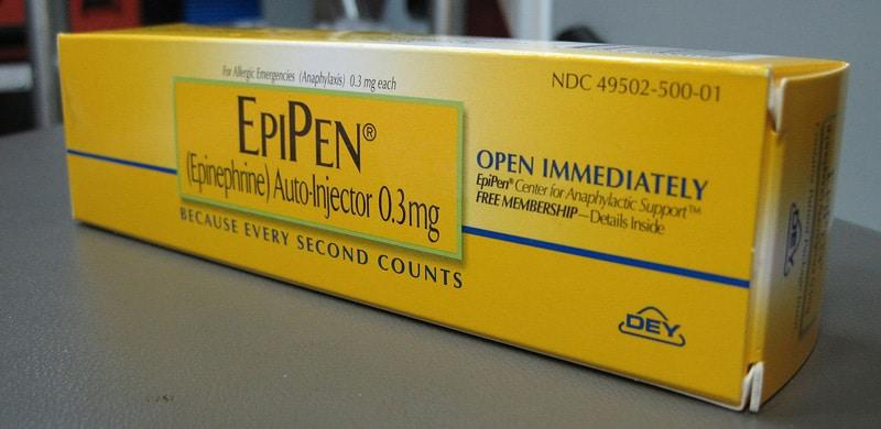 EpiPen | Mylan EpiPen Class Action Lawsuit