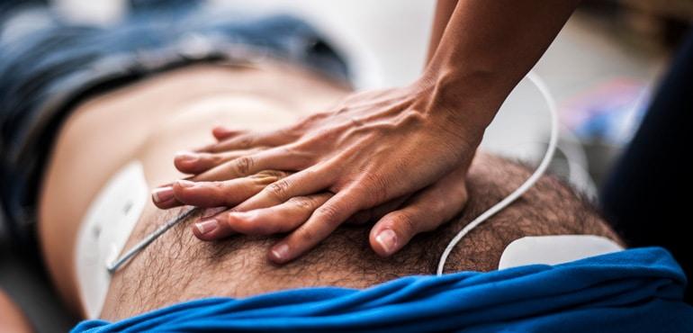 CPR with Defibrillator | LIFEPAK 1000 Defibrillator Attorney