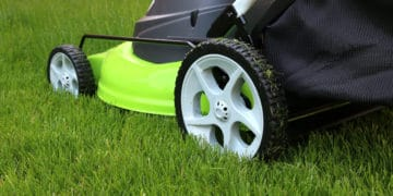 Electric Lawn Mower - Recall