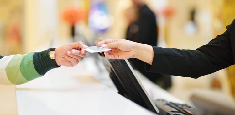 Credit Card at Hotel Reception Desk   Sabre Corp. Data Breach