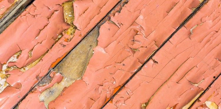Cracking Peeling Wood Deck - Behr DeckOver Class Action Lawsuit