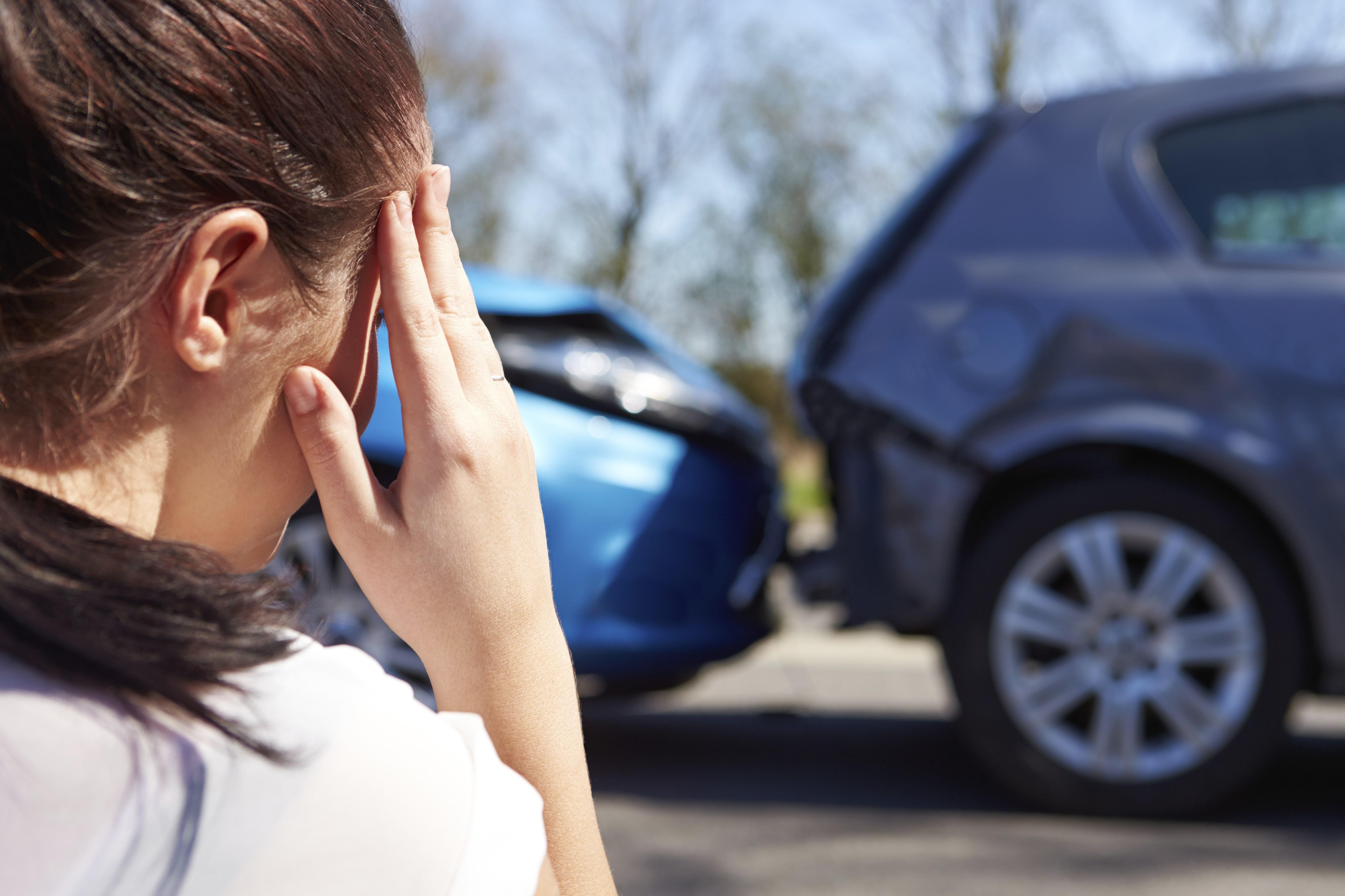 Arkansas lawyers car crash