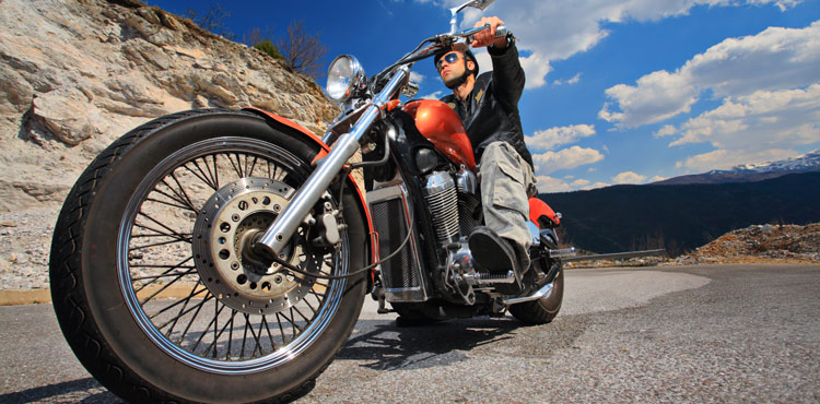 Motorcycle Rider | Georgia Motorcycle Accident Attorneys