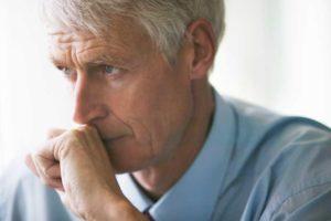 Worried Looking Man | Georgia Viagra Melanoma Cancer Lawyer