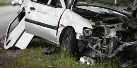 Car Wrecked On Highway | Georgia Auto Accident Attorneys