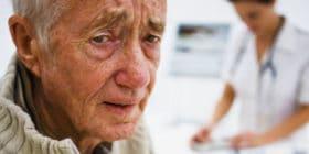 Old Man | Georgia Nursing Home Lawyer