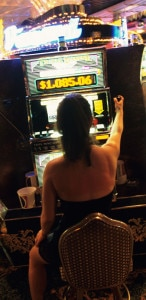 Woman Playing Slots | Kentucky Abilify Lawsuit