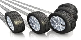 Selection of tires | Kentucky Defective Tire Lawyer