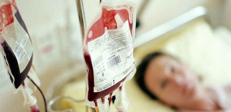 Patient in hospital | Louisiana Pradaxa Lawyer