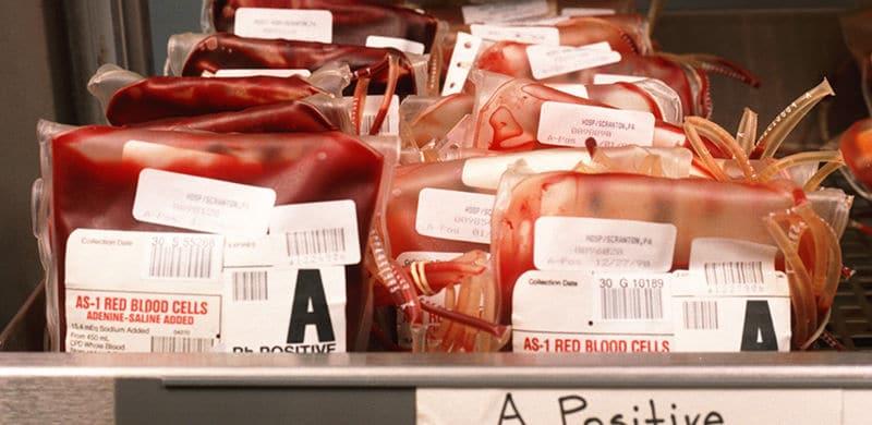 Bags of blood   Louisiana Xarelto Lawyer