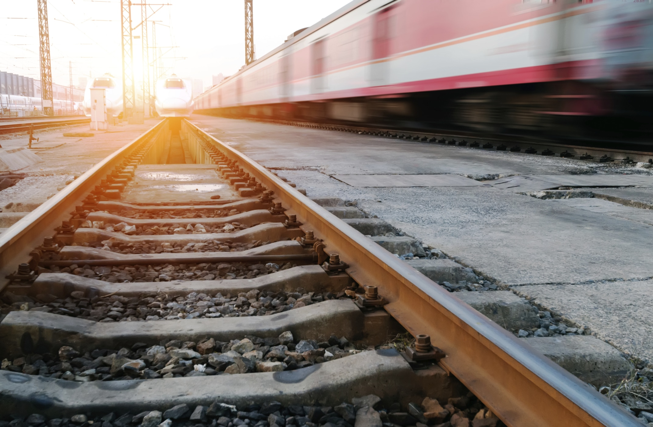 California Wrongful Death Suit-Rail Line Death