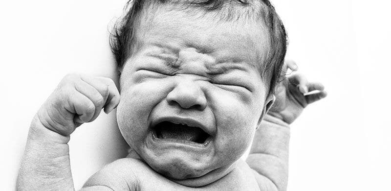 Baby Crying | California Zofran Attorneys