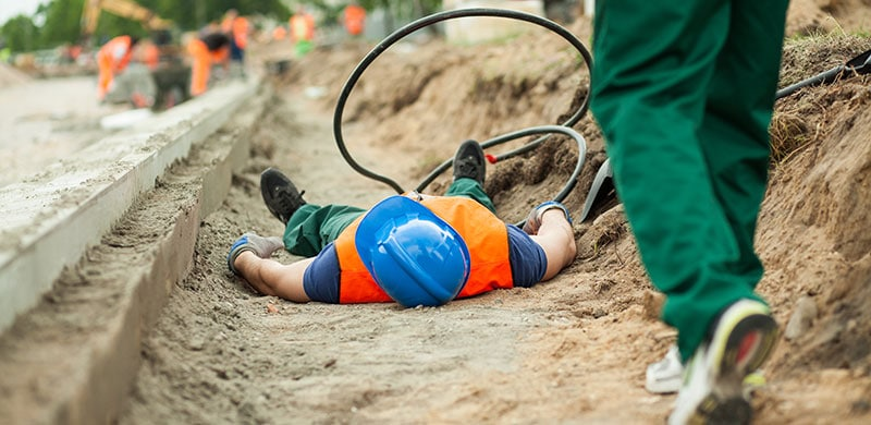 Injured Construction Worker | Electrocution Injury