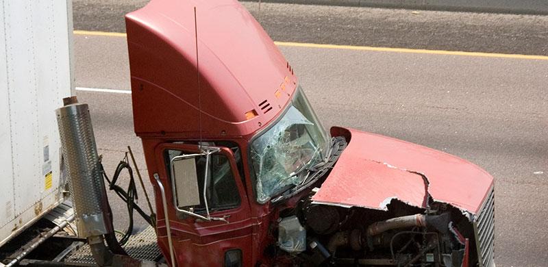 Big Rig   California Big Rig Accident